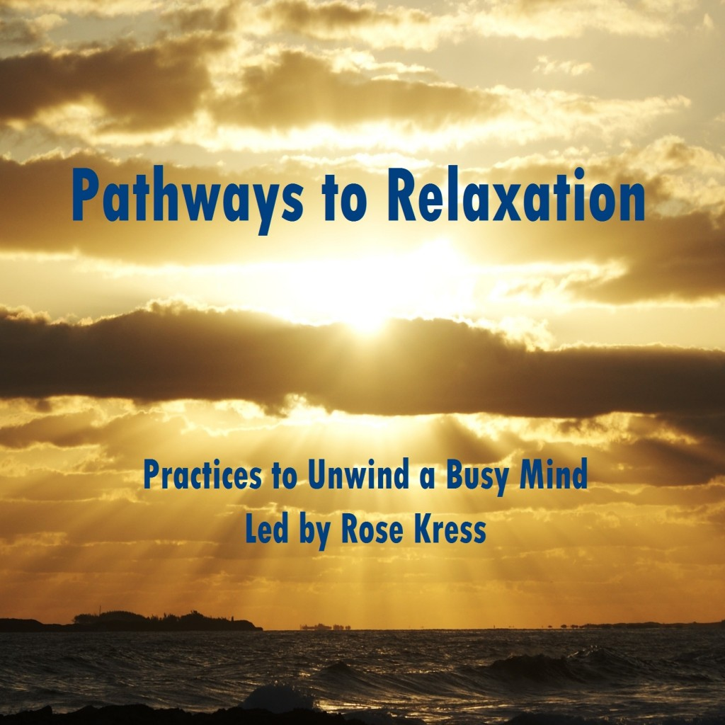 Pathways to Relaxation